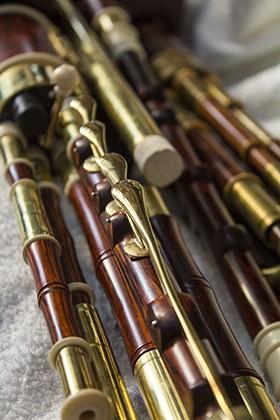 Arie de Keyzer ~ Uilleann Pipes & Traditional Irish Flutes